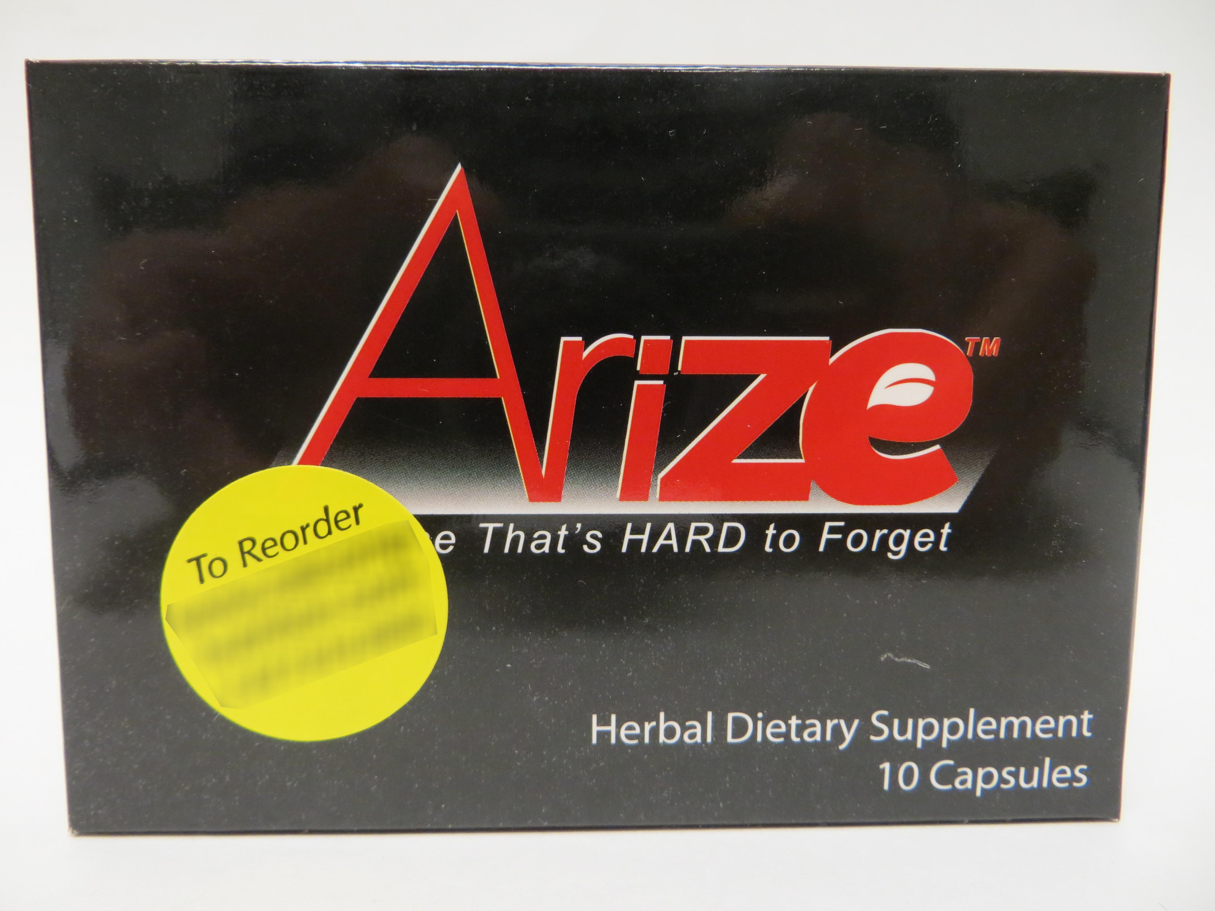 Image of the illigal product: Arize