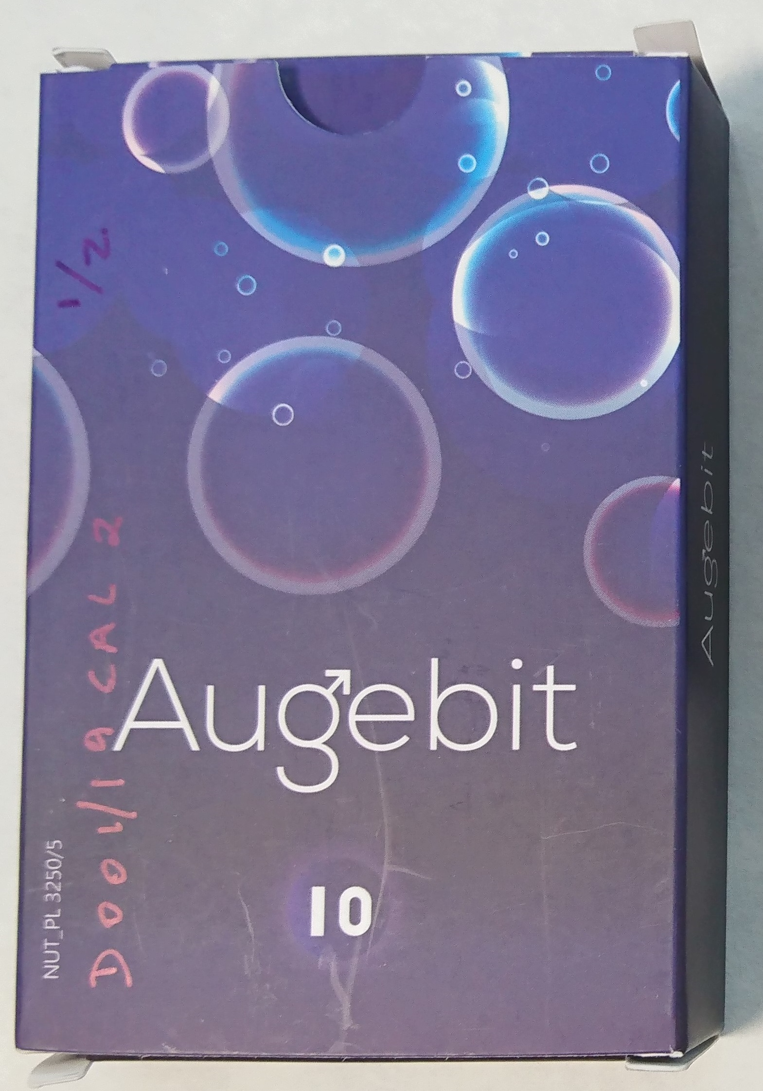 Image of the illigal product: Augebit 10