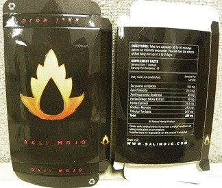 Image of the illigal product: Bali Mojo