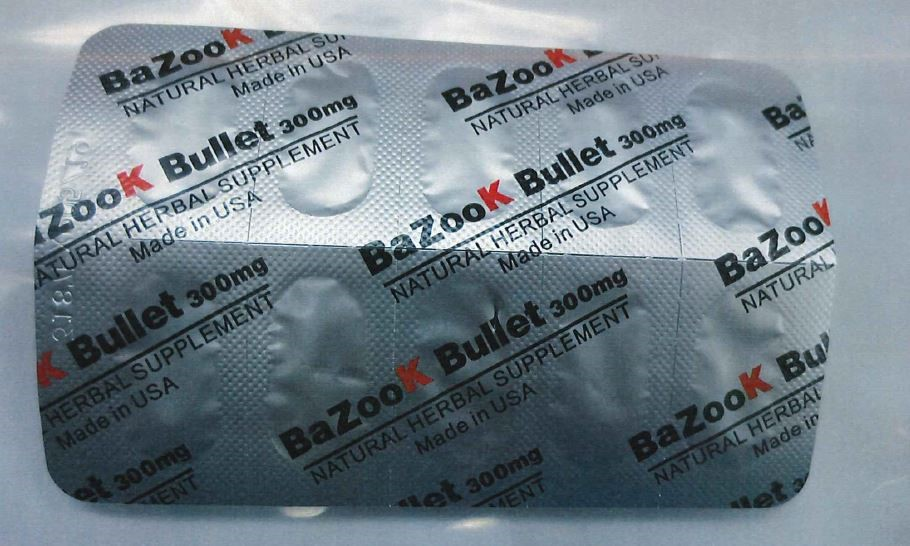 Image of the illigal product: Bazook Bullet