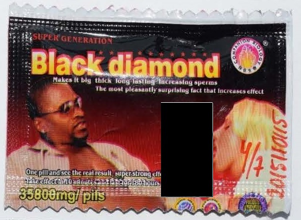 Image of the illigal product: Black Diamond