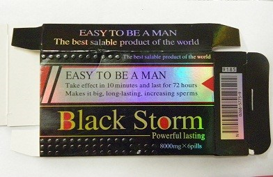 Image of the illigal product: Black Storm