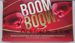 Image of the illigal product: Boom Boom