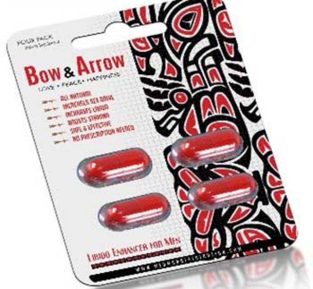 Image of the illigal product: Bow & Arrow