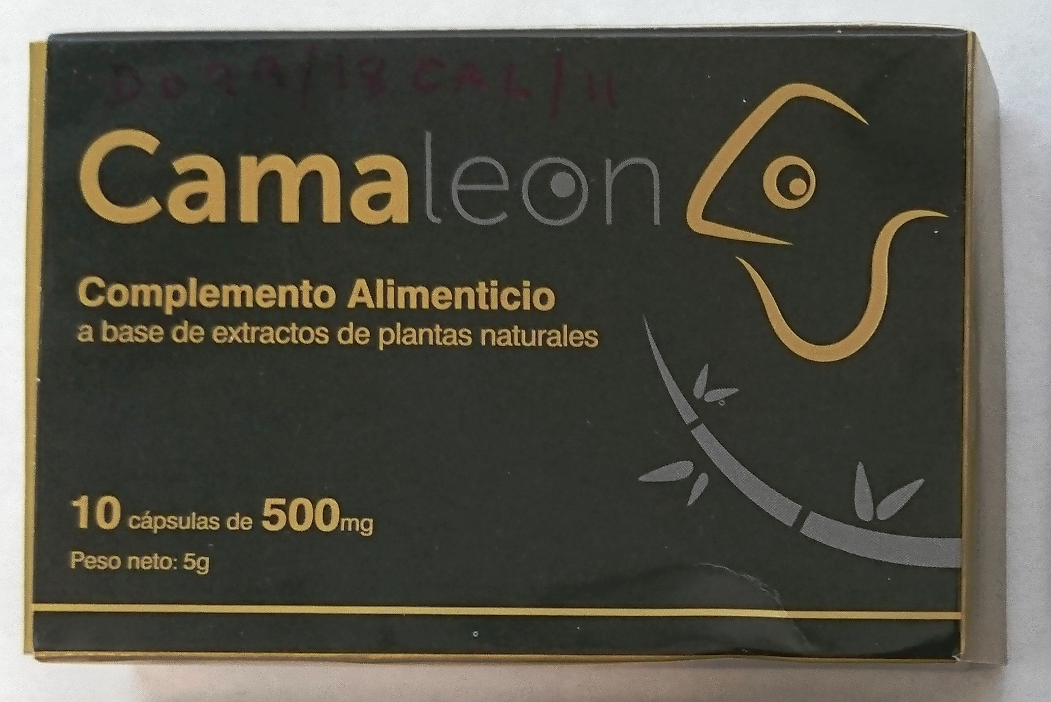 Image of the illigal product: Camaleon