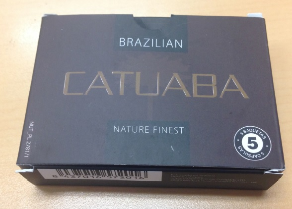 Image of the illigal product: Catuaba