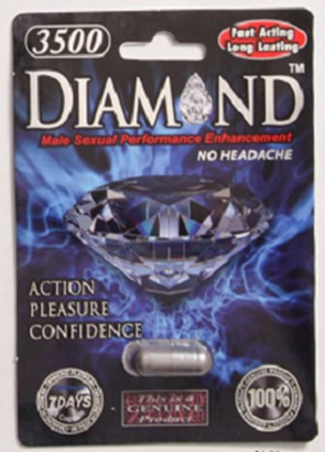 Image of the illigal product: Diamond 3500