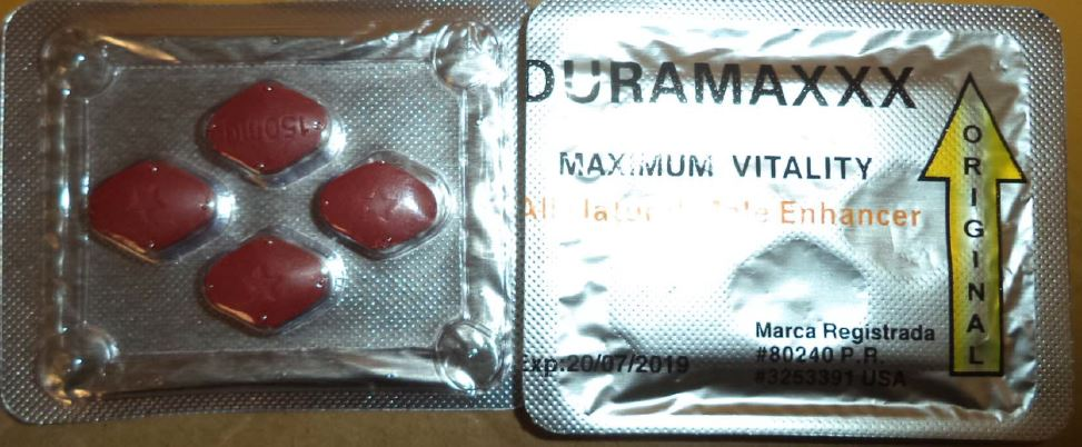 Image of the illigal product: Duramaxxx