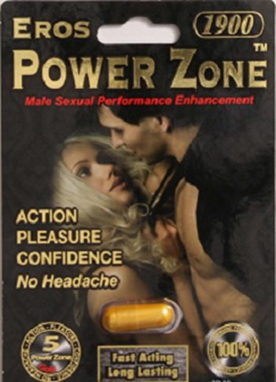Image of the illigal product: Eros Power Zone 1900