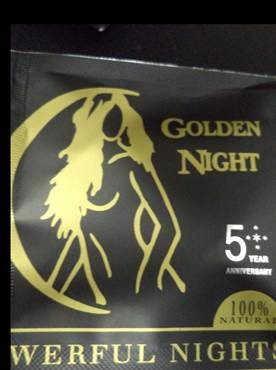 Image of the illigal product: Golden Night