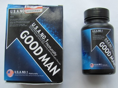 Image of the illigal product: Good Man