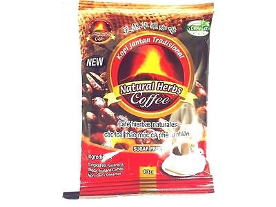 Image of the illigal product: Kopi Jantan Tradisional Natural Herbs Coffee