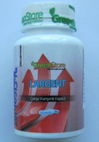Image of the illigal product: Largent