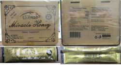 Image of the illigal product: Leopard Miracle Honey