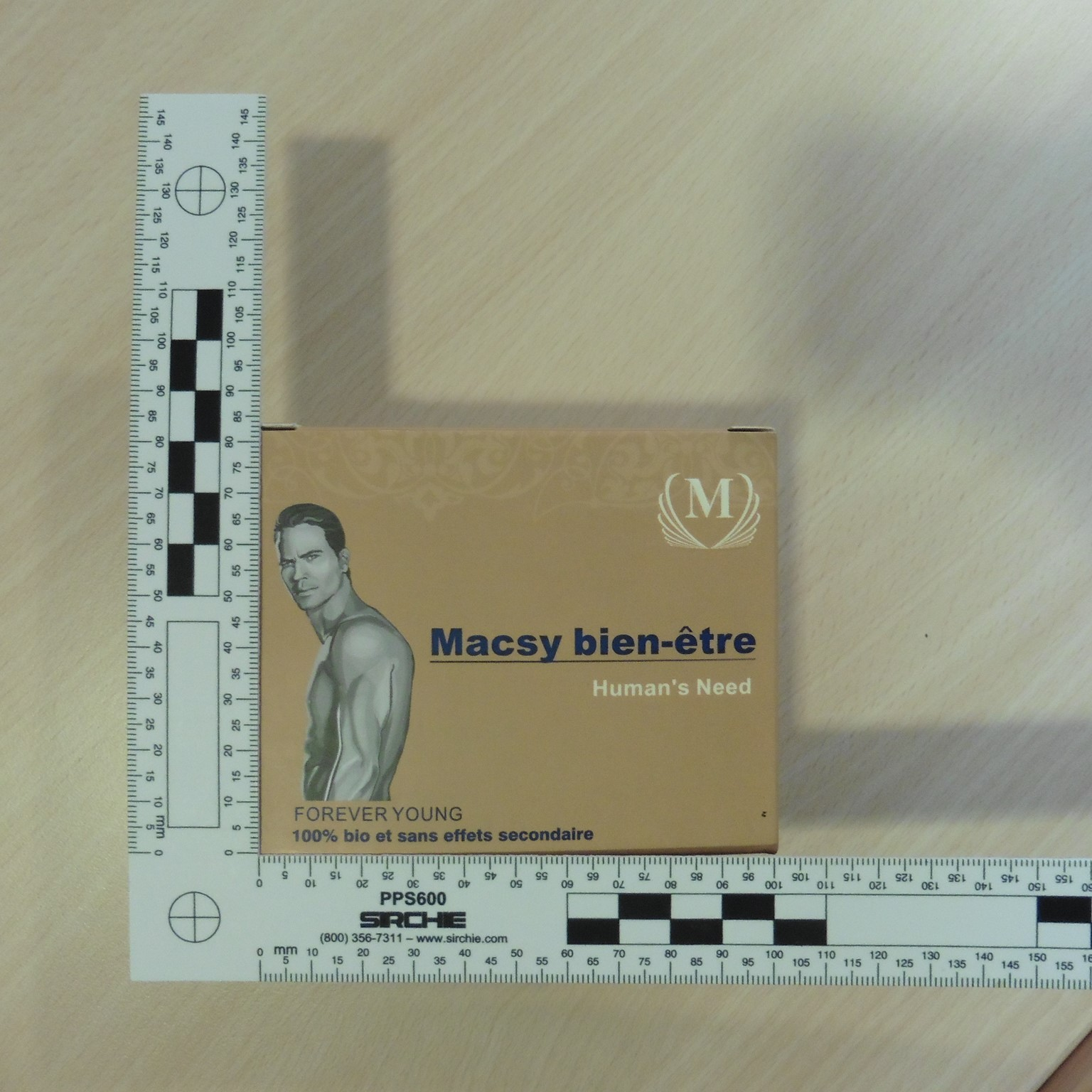 Image of the illigal product: Macsy Bien-être