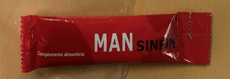Image of the illigal product: Man Sinfin