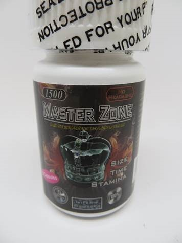 Image of the illigal product: Master Zone 1500