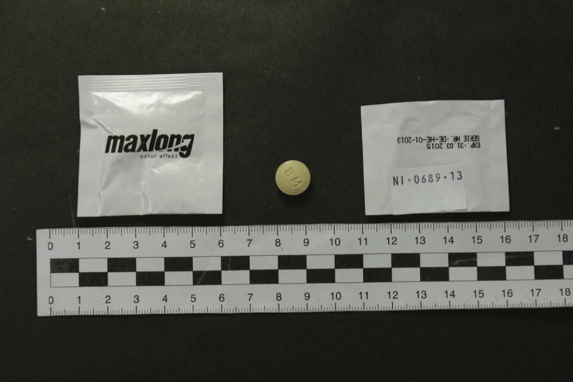 Image of the illigal product: Maxlong