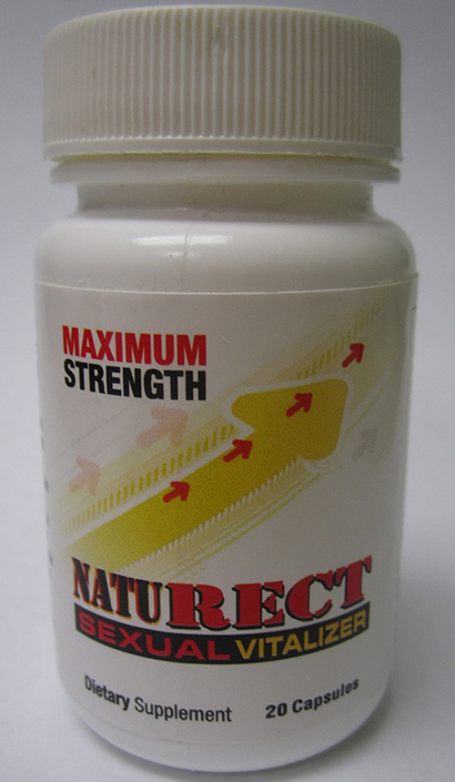 Image of the illigal product: NatuRECT kapsler