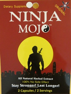 Image of the illigal product: Ninja Mojo
