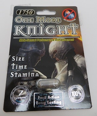 Image of the illigal product: One More Knight
