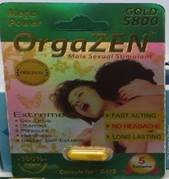 Image of the illigal product: OrgaZEN Gold 5800
