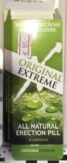 Image of the illigal product: Original Extreme