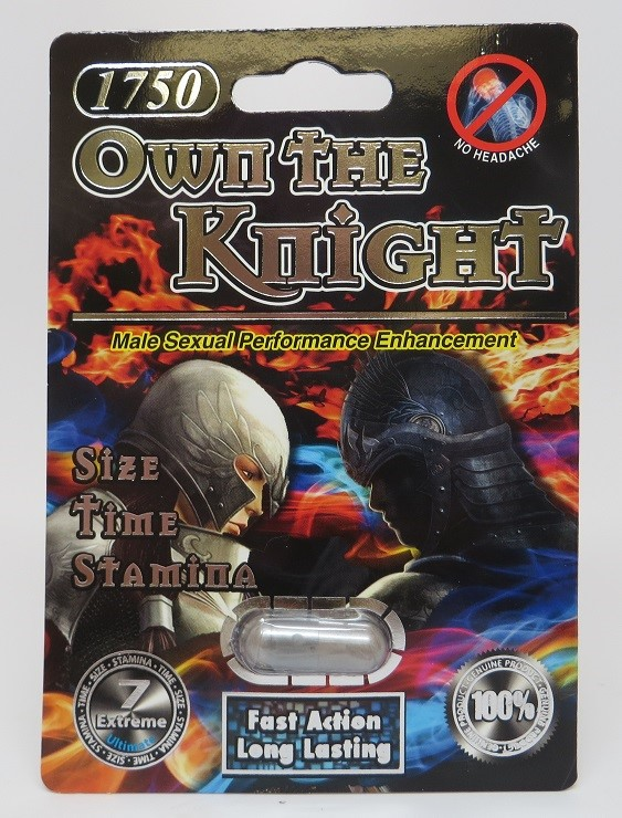 Image of the illigal product: Own the Knight 1750