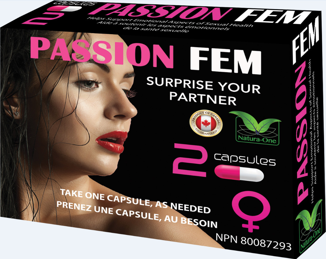 Image of the illigal product: Passion Fem