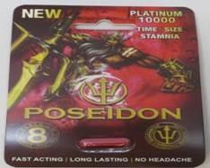 Image of the illigal product: Poseidon Platinum 10000
