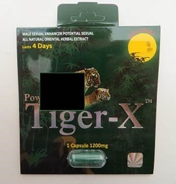 Image of the illigal product: Power Tiger-X
