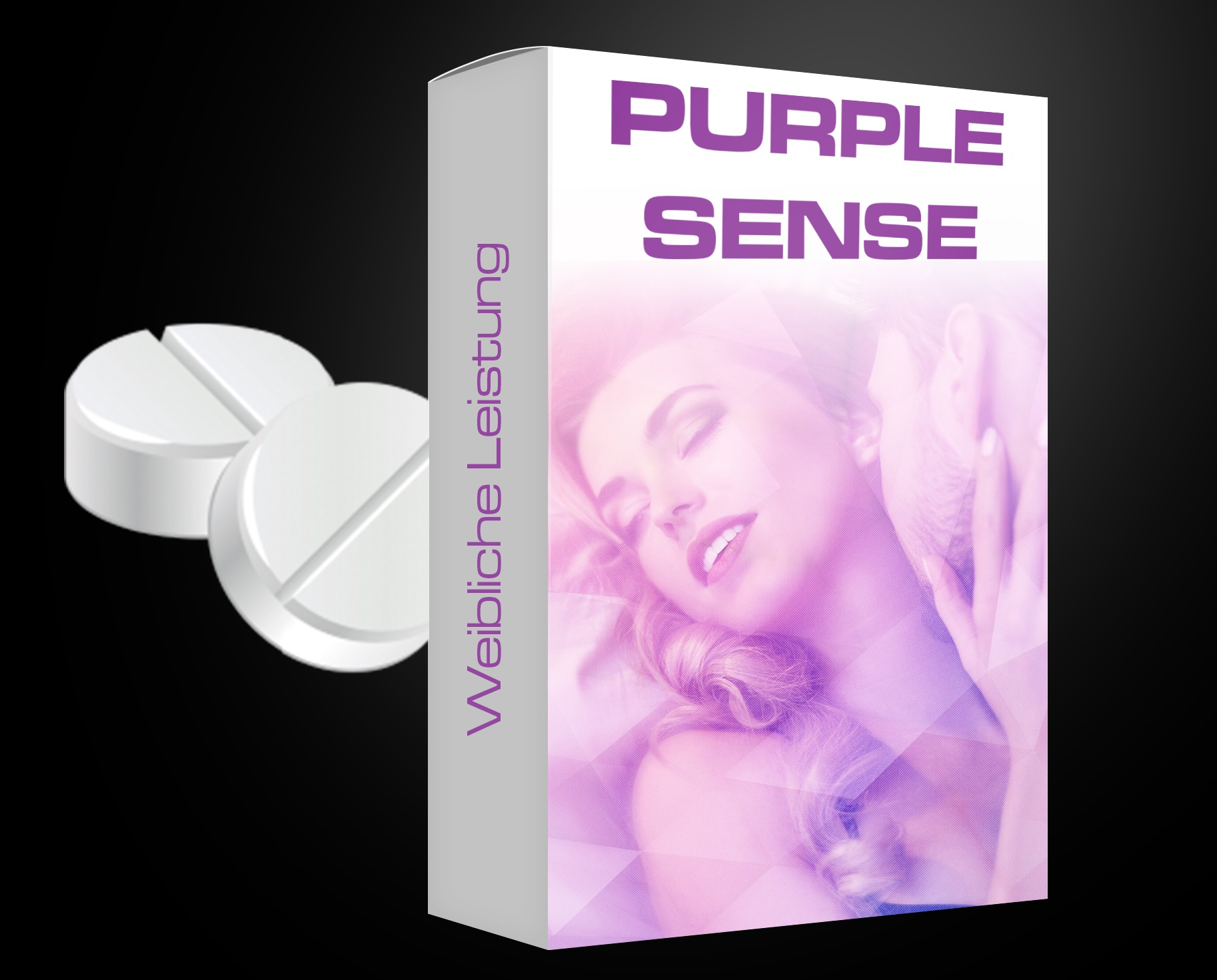 Image of the illigal product: Purple Sense
