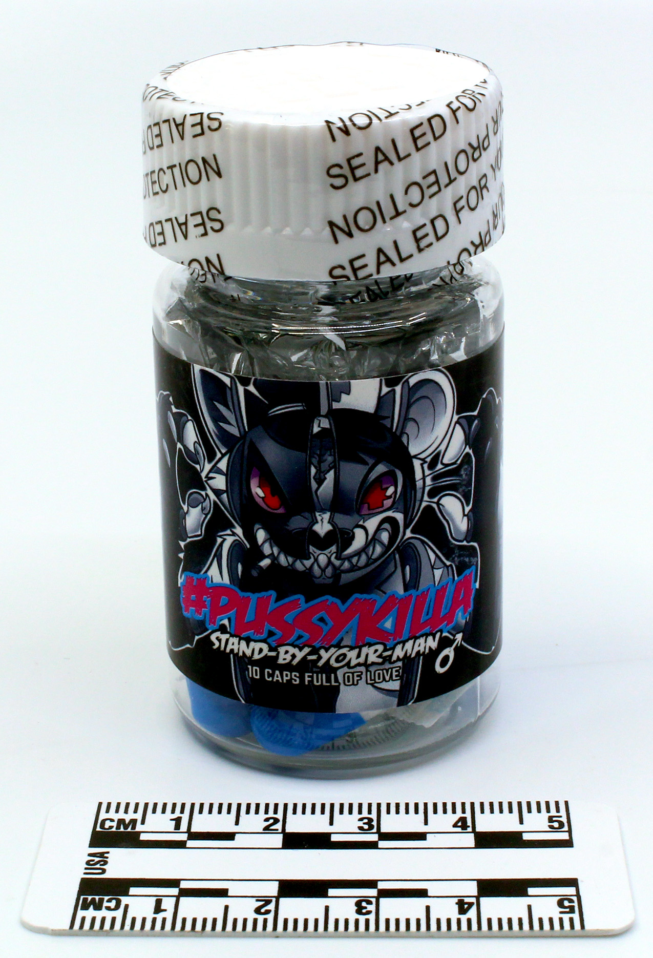 Image of the illigal product: Pussykilla