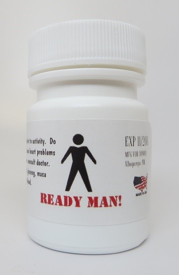 Image of the illigal product: Ready Man