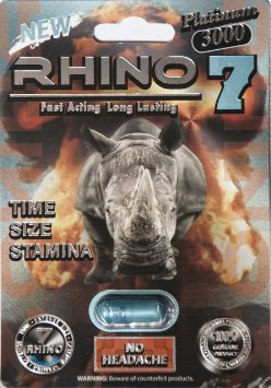 Image of the illigal product: Rhino Platinum 7 3000