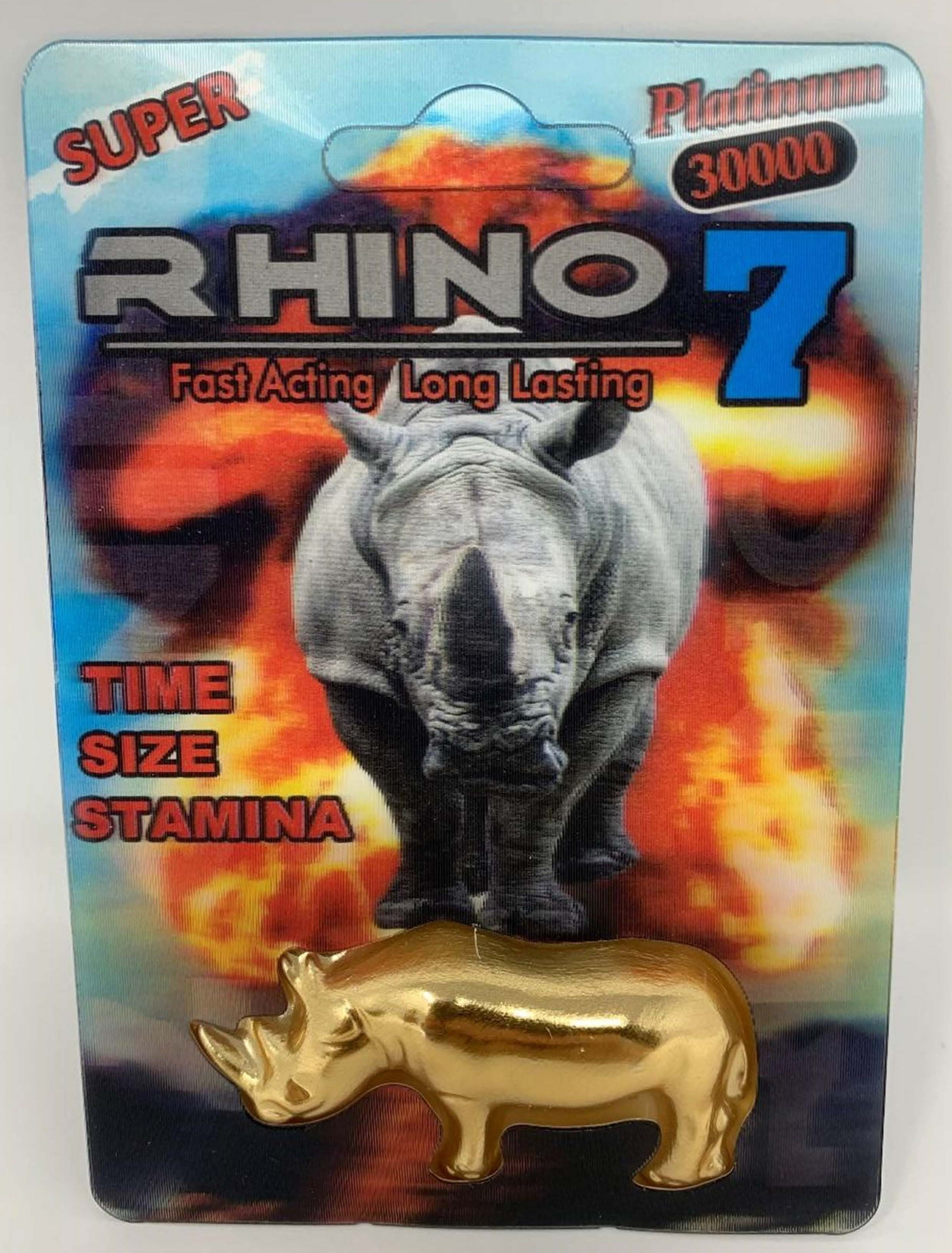 Image of the illigal product: Rhino 7 Platinum 30000