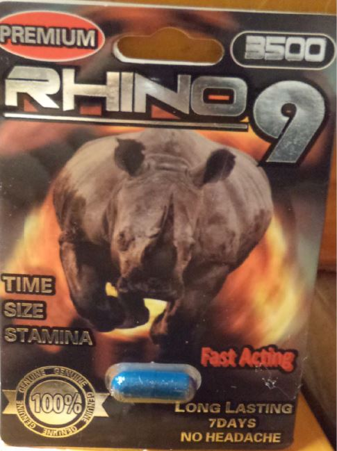 Image of the illigal product: Rhino 9 Premium 3500