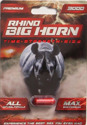Image of the illigal product: Rhino Big Horn 3000