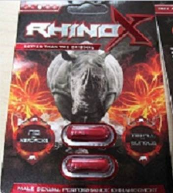 Image of the illigal product: Rhino X