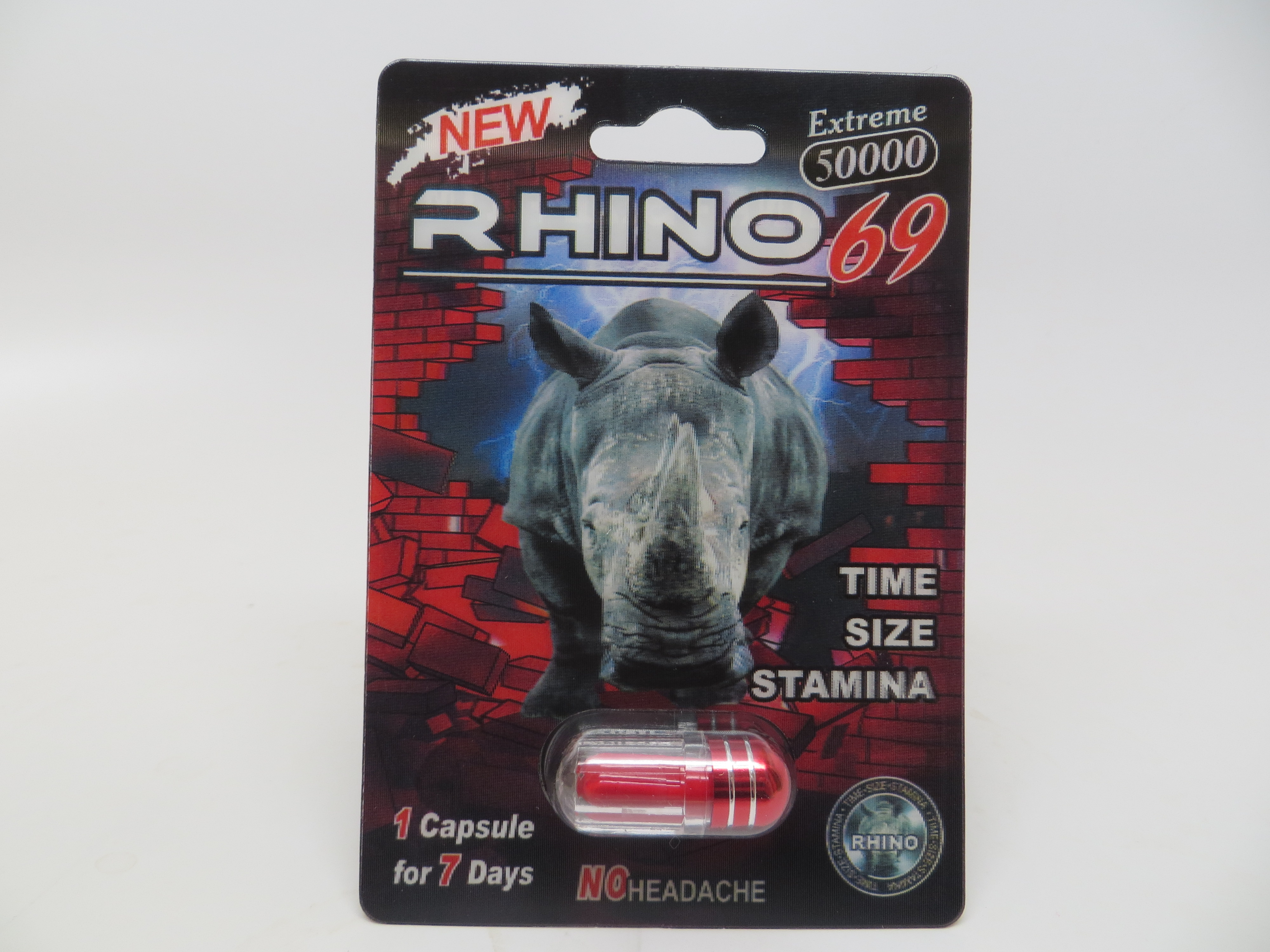 Image of the illigal product: Rhino 69 Extreme 50000