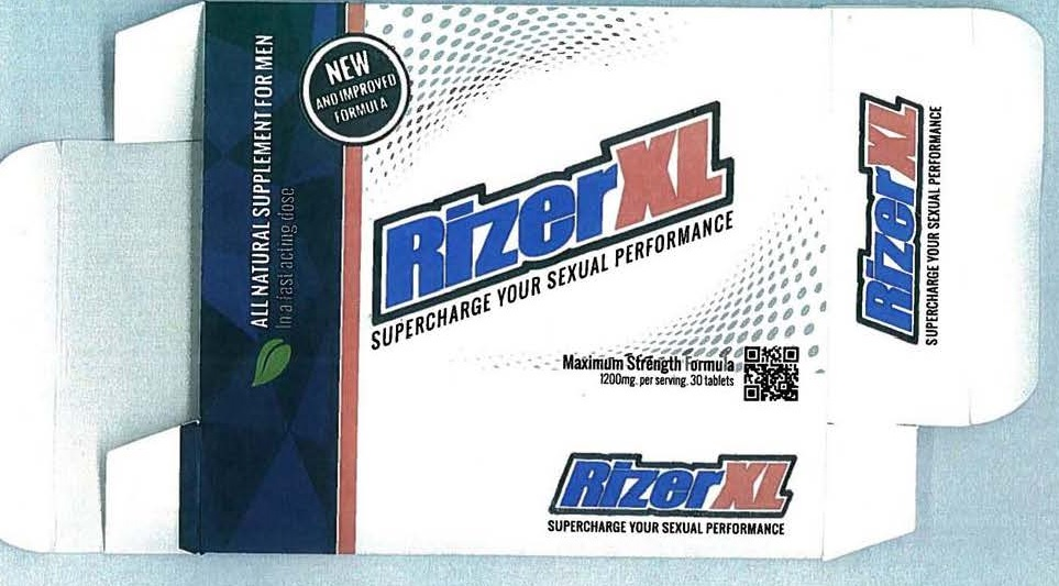 Image of the illigal product: RizerXL