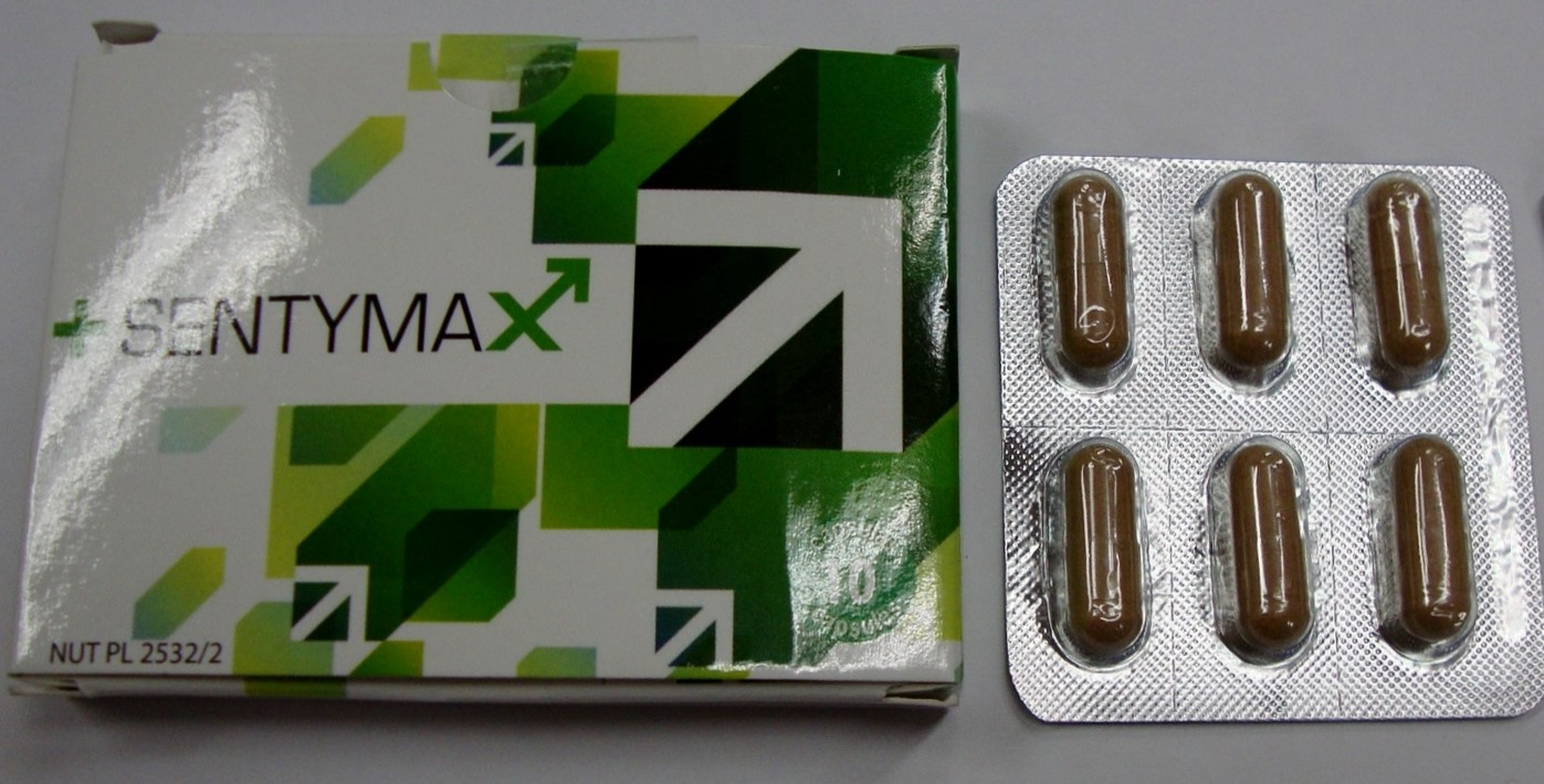 Image of the illigal product: Sentymax