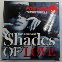 Image of the illigal product: Shades of Love for her