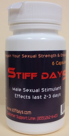Image of the illigal product: Stiff Days