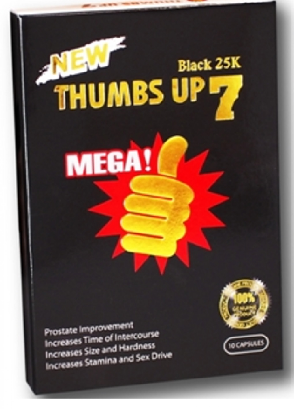 Image of the illigal product: Thumbs Up 7 (Black)