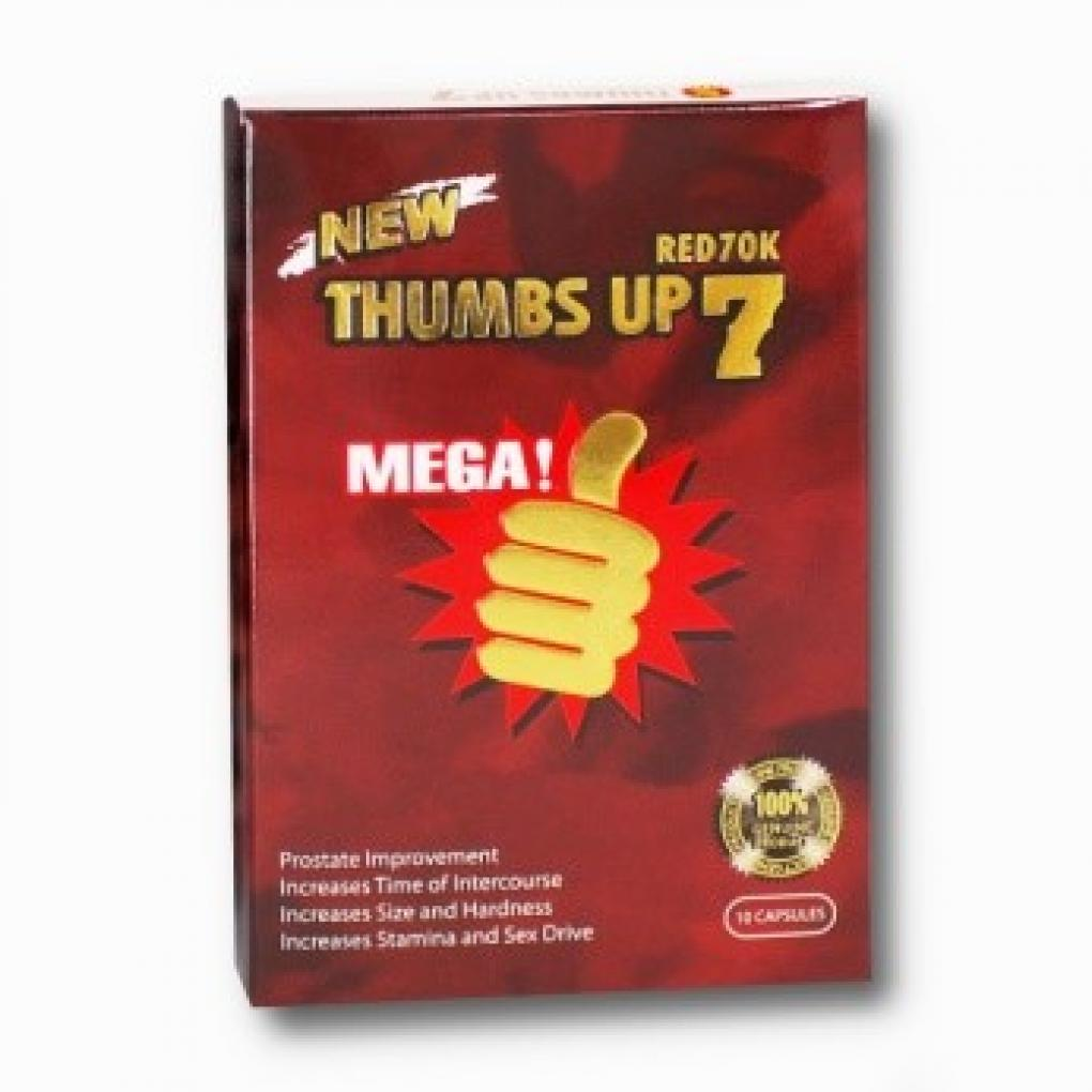 Image of the illigal product: Thumbs Up / Red70K