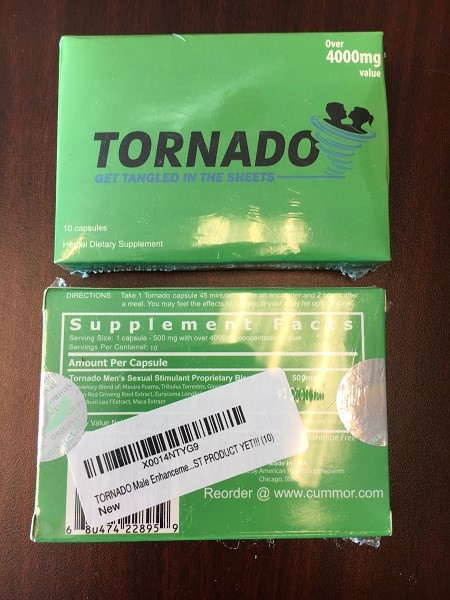 Image of the illigal product: Tornado - Get Tangled In The Sheets
