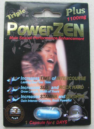 Image of the illigal product: Triple PowerZen Plus