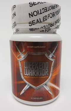 Image of the illigal product: Weekend Warrior