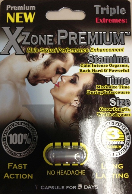 Image of the illigal product: Xzone Premium